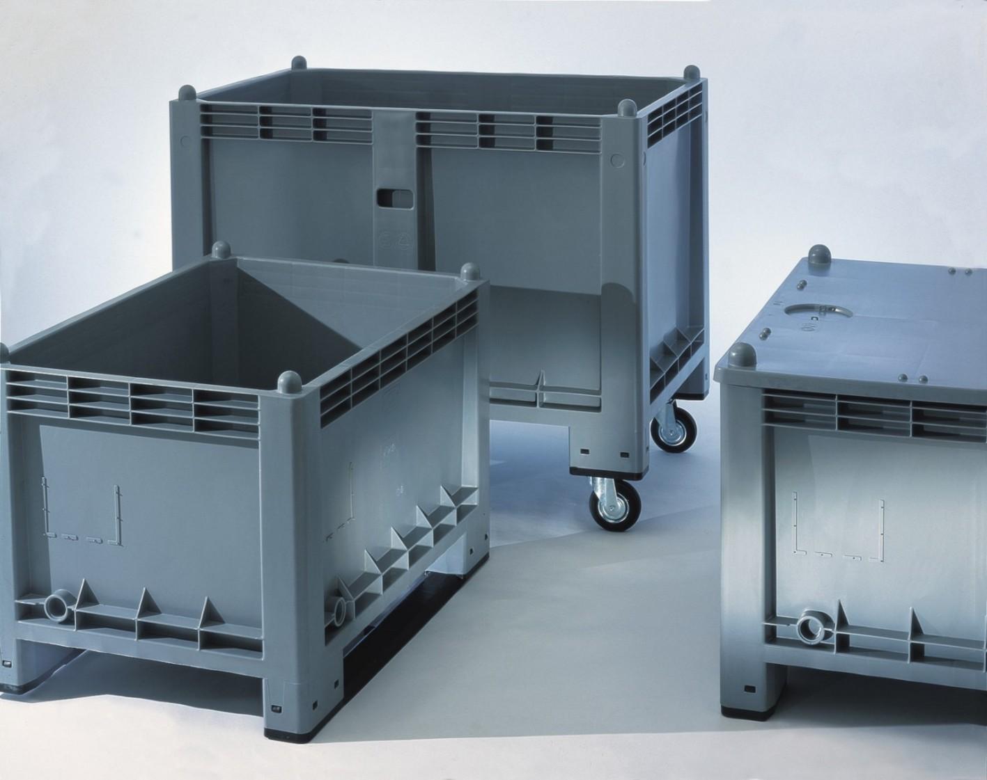 210 - BOX CONTENITORI CASSE