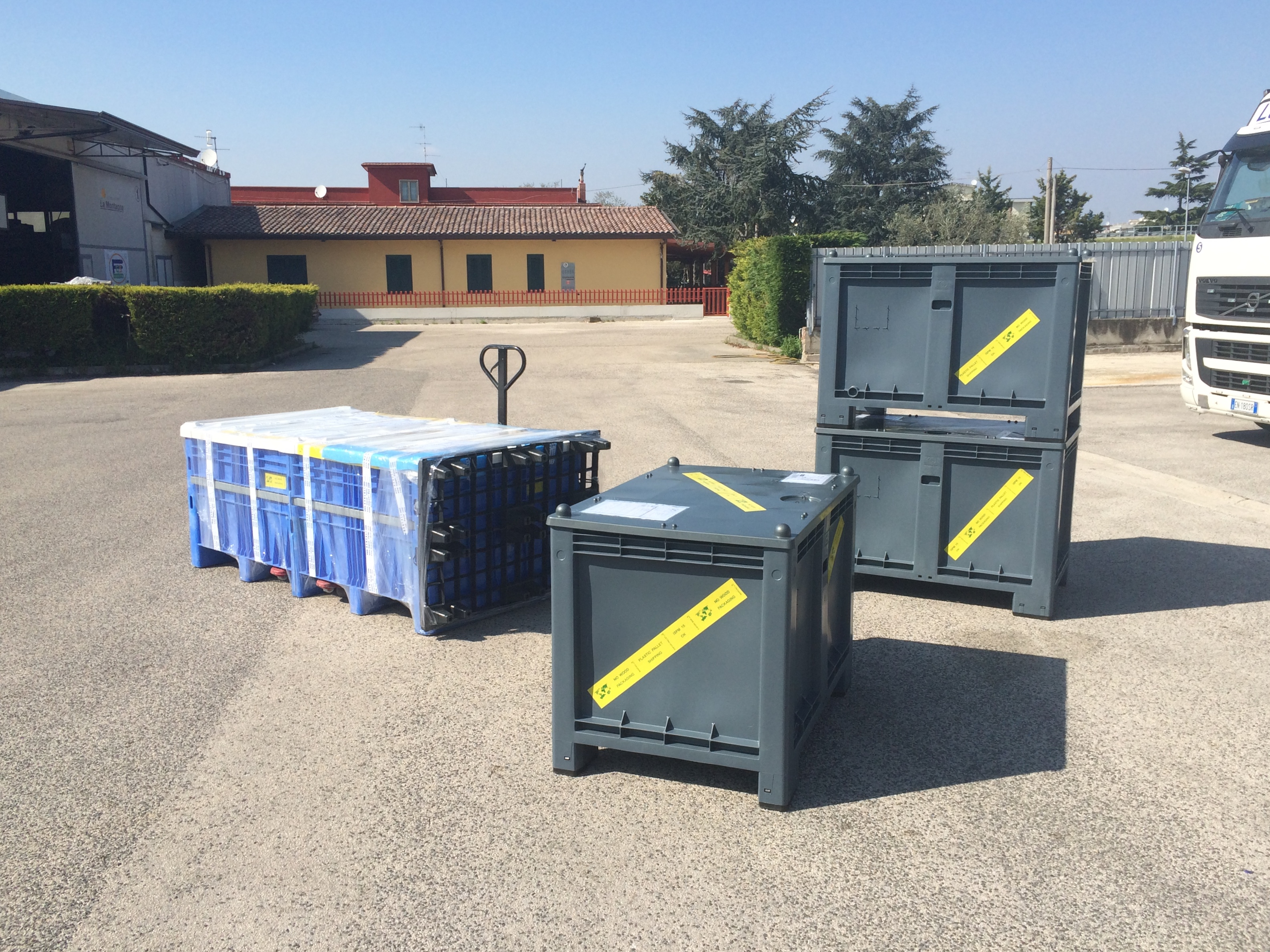 200 - EXPORT-BOX per SPEDIZIONI