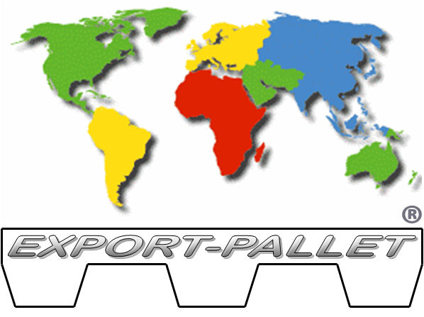 1 - EXPORT-PALLET® in PLASTICA -  EXPORT PLASTIC PALLETs