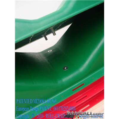 Svasatura-Avvitatura-sulla-Sella-Culla - Svasatura Sella-Culla e avvitatura di Vite M8 di 45 mm. al dado autobloccante sotto, Applicazione che rende il Pallet e le portabobine indipendenti nello stoccaggio.